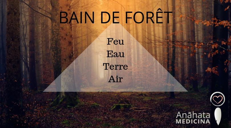 Bain de forêt @ Sentier à déterminer